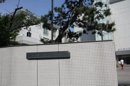 東京都立調布南高等学校の画像1