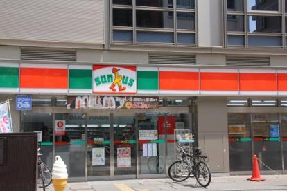 サンクス三鷹中央通り店の画像1