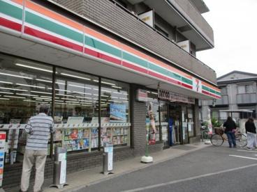 セブンイレブン三鷹消研前店の画像1