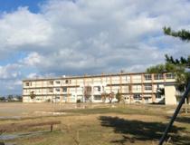 米子市立加茂中学校