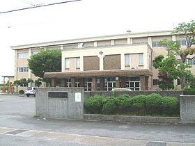 米子市立福米中学校の画像1