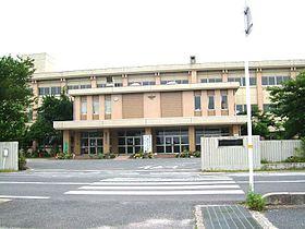 米子市立福生中学校の画像1