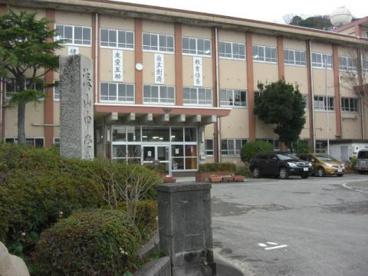 米子市立湊山中学校の画像1
