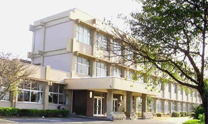 美保中学校の画像1