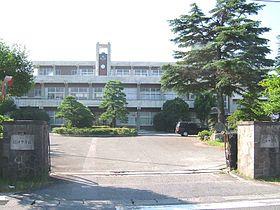 淀江中学校の画像1