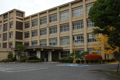 米子北高等学校の画像1