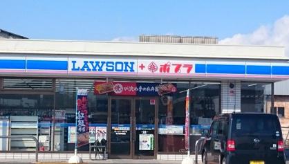 ローソン・ポプラ米子西河崎店の画像1