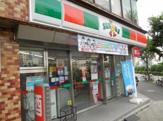 サンクス新富町駅前店