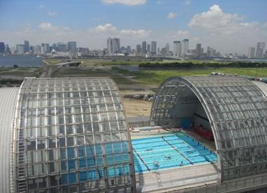 有明スポーツセンタープールの画像1