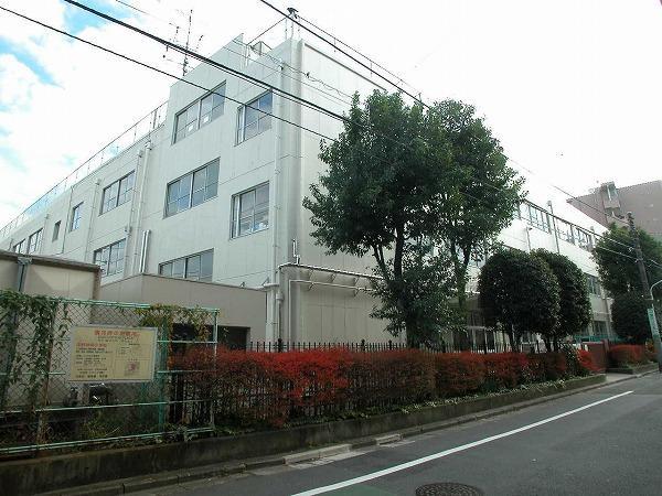 中野区立神明小学校の画像