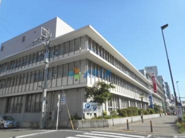 川崎中央郵便局の画像1