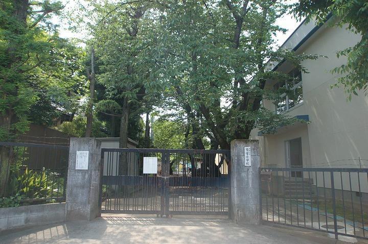 中野区立鷺宮小学校の画像