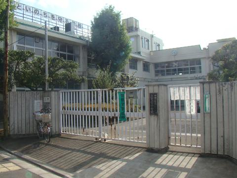 中野区立上鷺宮小学校の画像