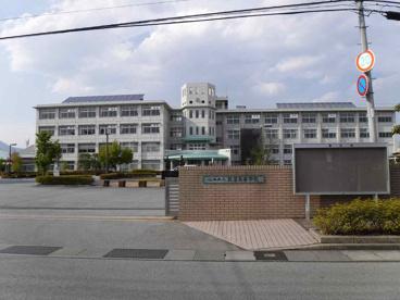 山梨県立巨摩高校の画像2