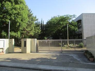 調布市立第五中学校の画像1
