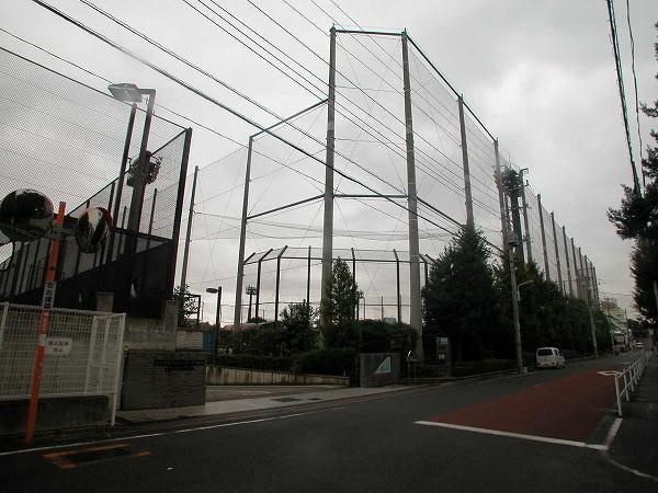 中野上高田公園の画像