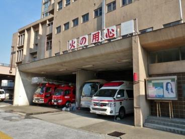 岸和田市消防署 岸城分署の画像1