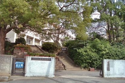 岸和田市立 葛城中学校の画像1