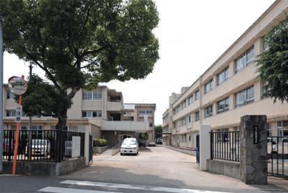 岸和田市立 久米田中学校の画像1