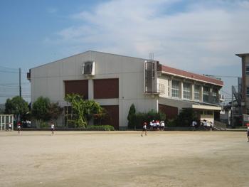貝塚市立 木島小学校の画像1
