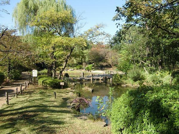 中野区立哲学堂公園の画像