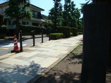 中野区立哲学堂公園の画像4