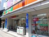 サンクス 梅田堂山店