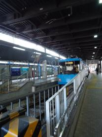 東急世田谷線 下高井戸駅の画像1