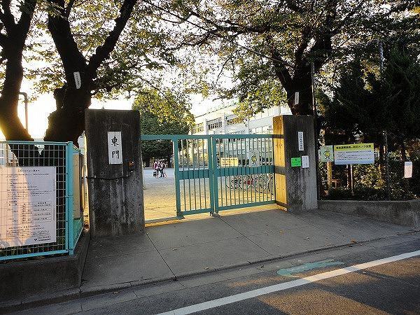 杉並区立三谷小学校の画像