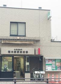 北沢警察署 明大前駅前交番の画像1