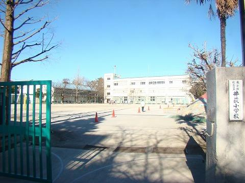 杉並区立井荻小学校の画像