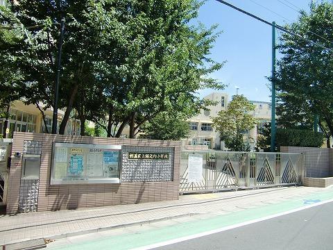 杉並区立堀之内小学校の画像