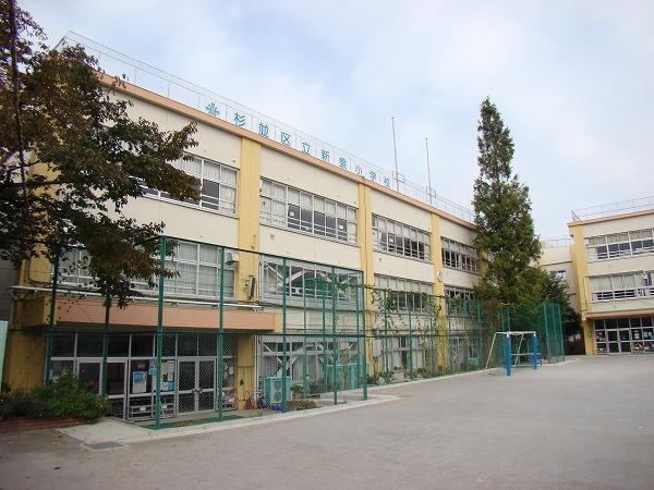 杉並区立新泉小学校の画像