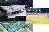 有吉公園スポーツ施設庭球場