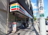セブンイレブン江東冬木店