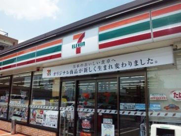 セブンイレブン・江東毛利店の画像1