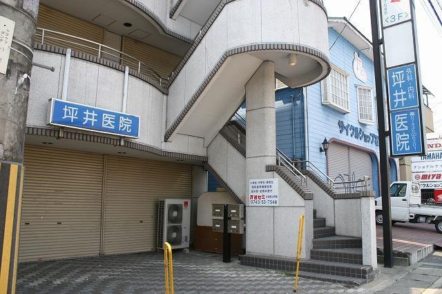 坪井医院の画像