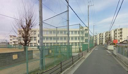 上野芝中学校の画像1