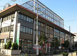 大阪城東郵便局の画像1