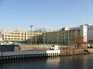 大阪市立鯰江東小学校の画像