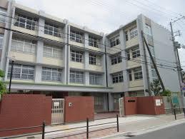 大阪市立緑中学校の画像