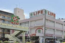 ライフ・深江橋店の画像