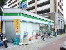 ファミリーマート・深江橋駅前の画像1