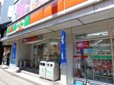 サンクス梅田芝田店