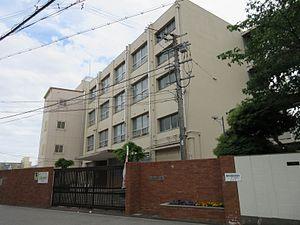大阪市立横堤中学校の画像