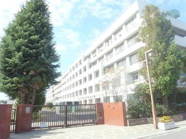 三鷹市立第一中学校の画像1