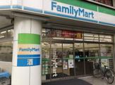 ファミリーマート十三東店