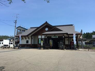 羽後境駅の画像1