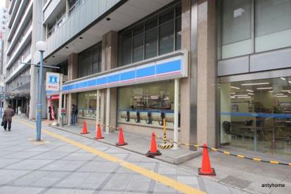 ローソン 曽根崎一丁目店の画像1