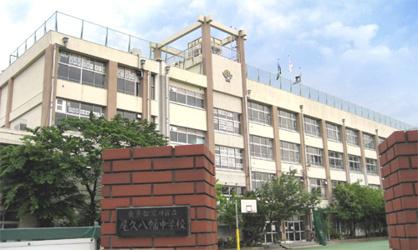 尾久八幡中学校の画像2